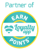 Earn Loyalty App points